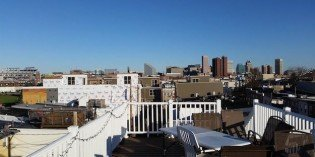 Rental Spotlight: Spacious Rowhome with Four Bedrooms and a Rooftop Deck