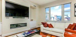 Million Dollar Monday: $2 Million Three-Bedroom Condo on the Harbor