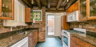 Tuesdays Under 250: Rowhome with a Rooftop Deck and Lots of Charm Near Federal Hill Park