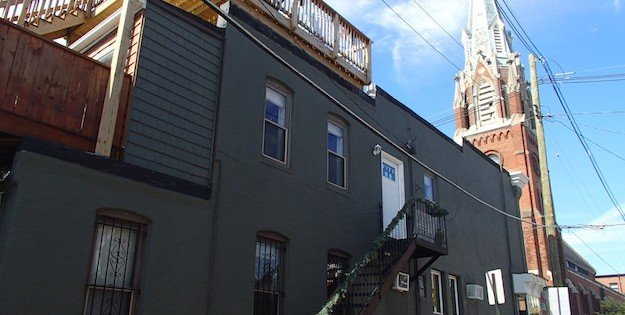 Mid-Week Listing: Rowhome with an Apartment and Leased Retail Space on Riverside Avenue