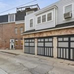 Mid-Week Listing: Pigtown Home with a Rooftop Deck, Two-Car Garage, and Guest Apartment