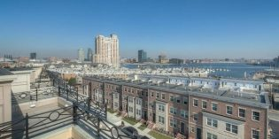 Million Dollar Monday: Five-Story Luxury Federal Hill Townhome with an Elevator and Harbor Views