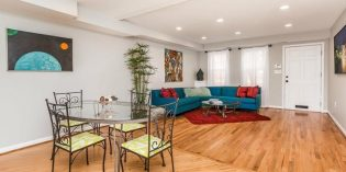 Million Dollar Monday: 25-Foot-Wide Renovated Rowhome on William Street