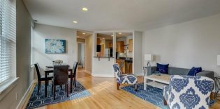 Tuesdays Under 250: Updated Two-Bedroom Condominium in Federal Hill for $185,000