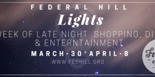 Federal Hill Lights Lantern Workshop for Kids on March 25th and 30th