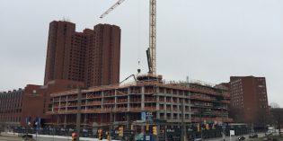Photo Updates: Development Around the Inner Harbor