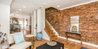 Tuesdays Under 250: Renovated Three-Bedroom Rowhome on Scott Street with Multiple Outdoor Spaces