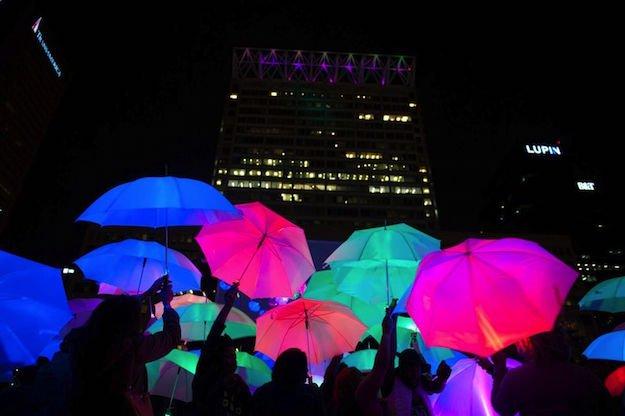 Photo Courtesy of Light City Baltimore & South Baltimore Neighborhoods Selected for 2018 Light City Art ... azcodes.com