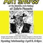 'Access Art Art Show' Opens Wednesday at the SoWeBo Arts Gallery