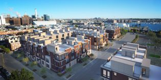 Alta 47 Breaks Ground, Will Bring 47 Contemporary Townhomes to Locust Point