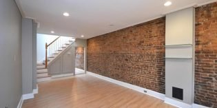 Tuesdays Under 250: Three-Bedroom Rowhome on Light Street with Small-Car Parking