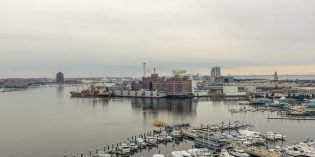 Tuesdays Under 250: Renovated Condo in Federal Hill with Harbor and City Views