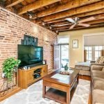 Mid-Week Listing: Riverside Rowhome with Two-Car Parking and Custom Woodwork
