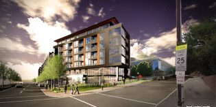 Development Team Brings Back 1100 Key Highway Apartment Project in Federal Hill