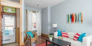 Rental Spotlight: Four-Bedroom Rowhome Near Riverside Park with a Parking Pad