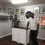 Tattoo Shop Ripp'd Canvas Artist Social Club to Open on Pigtown Main Street