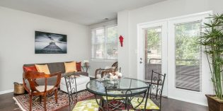Tuesday Under 250: Renovated Two-Bedroom Condo in Otterbein with Downtown Views