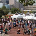 Lineup Announced for the Baltimore Book Festival at the Inner Harbor in September
