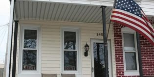 Rental Spotlight: South Baltimore Rowhome with a Front Porch and Parking Pad