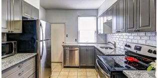 Tuesdays Under 250: Federal Hill Home with Custom Brick Finishes and a Large Bathroom