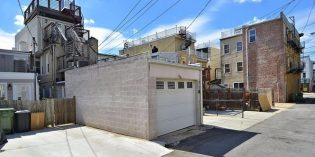 Mid-Week Listing: William Street Rowhome with Original Details, Rooftop Deck, and Garage
