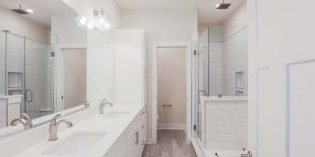 Million Dollar Monday: Stunning 3,450 Sq. Ft. Renovated Rowhome in Locust Point with a Gated Driveway