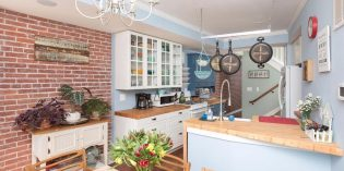 Mid-Week Listing: Charming Locust Point Restoration with Custom Finishes