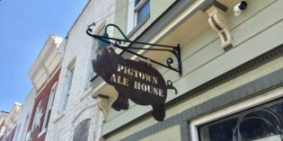 Pigtown Ale House Opens Across from Carroll Park, Focuses on Local Beverages