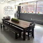 Share Kitchen Opens in McHenry Row, Serves Food at Diamondback Brewing