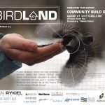 Project Birdland Community Build Day at Francis Scott Key on August 27th