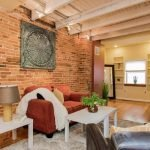 Mid-Week Listing: Federal Hill Rowhome with Original Details and Harbor Views