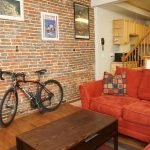 Tuesdays Under 250: Two-Bedroom Federal Hill Rowhome with a Bamboo Back Deck