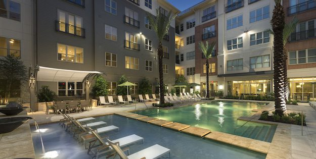 Rental Spotlight: Hanover Cross Street in Federal Hill Features Luxury Apartments Plus a Pool and Theatre