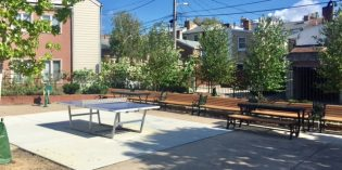 Ridgely's Delight Park Renovated with the Help of Casino Impact Funds