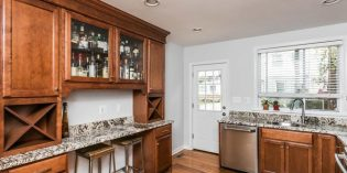 Tuesdays Under 250: Two-Bedroom Rowhome in Federal Hill with a Luxury Kitchen
