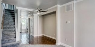 Tuesdays Under 250: Newly-Renovated Rowhome on Scott Street in Pigtown