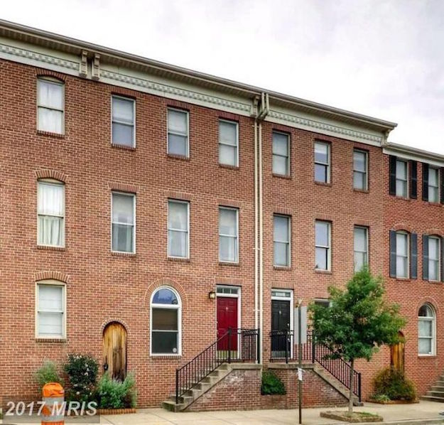3 Bedroom Townhomes: Rental Spotlight: Three-Bedroom Federal Hill Townhome With