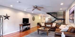 Million Dollar Monday: Luxury Four-Bedroom, Four-Bathroom Rowhome in Federal Hill
